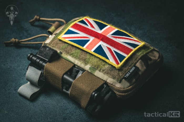 Read the Geardo Crow's review of the T-Rex Arms MED1