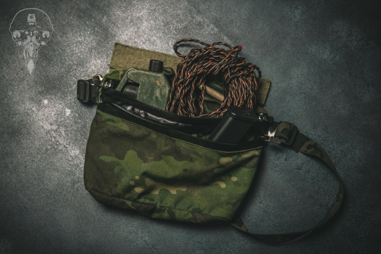 Read the Geardo Crow's review of the C2R Fast Abdominal pouch