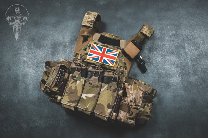 Crye JPC Maritime with a Spiritus LVP attached.