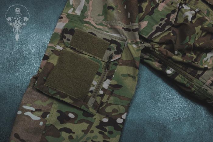 Platatac badger smock arm pocket