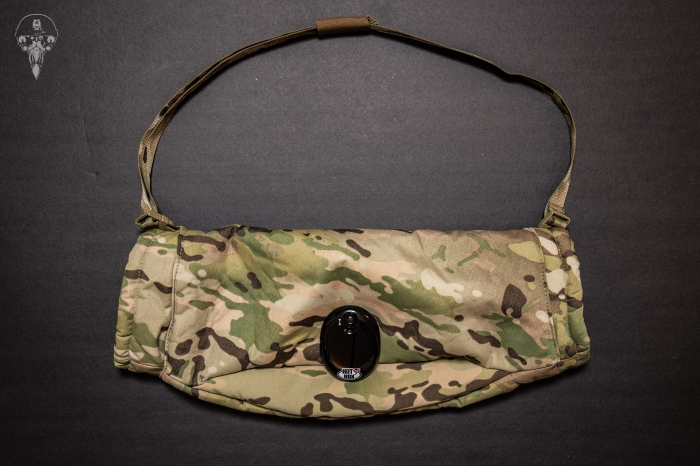 Multicam C2R handwarmer as part of the geardo crow's review