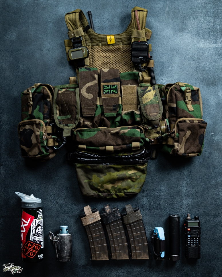 The geardo crow's second line kit for Op atar