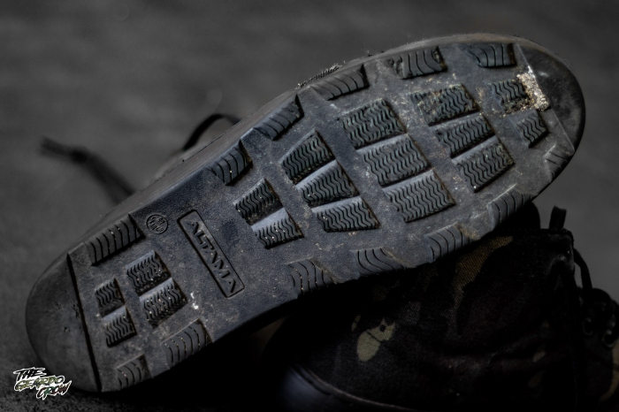 Altama OTB Maritime Assault shoes soles