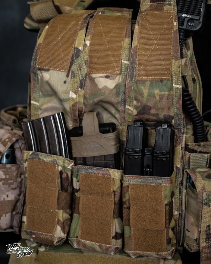 combat systems 330d pouches