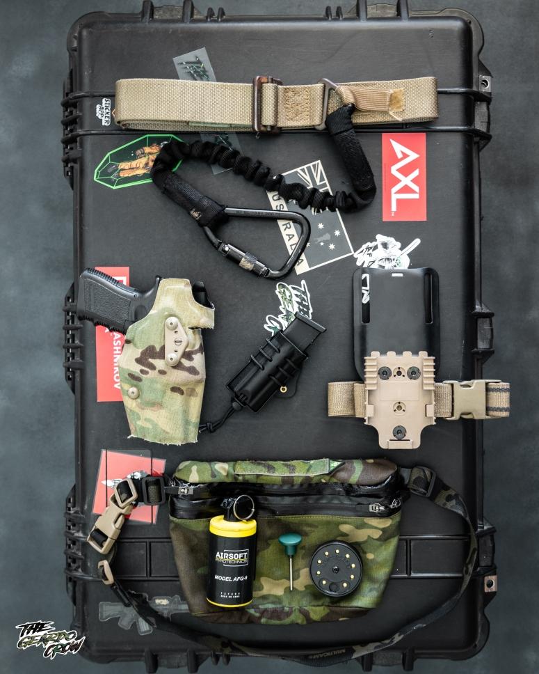 My good guy belt kit