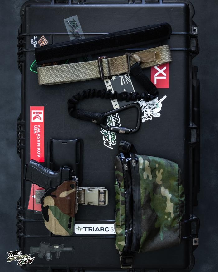 blackhawk and platatac belt kits