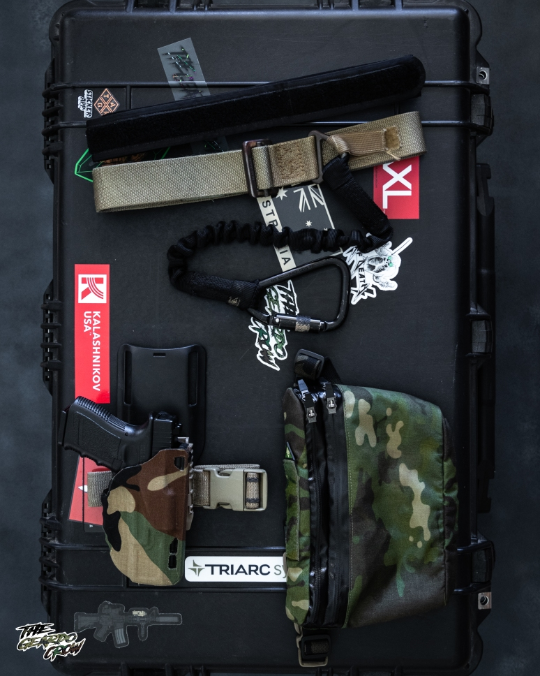 blackhawk and platatac belt kits