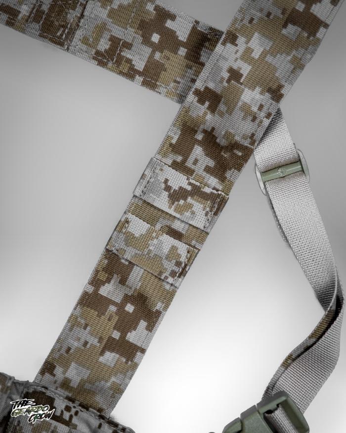 eagle mp7 rig ptt straps
