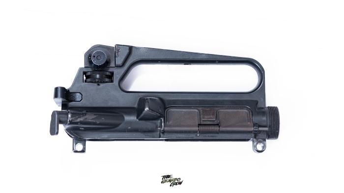 The Geardo Crow's spare Carry handle upper