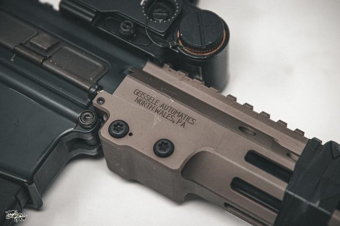 HAO MK16  Handguard trademarks