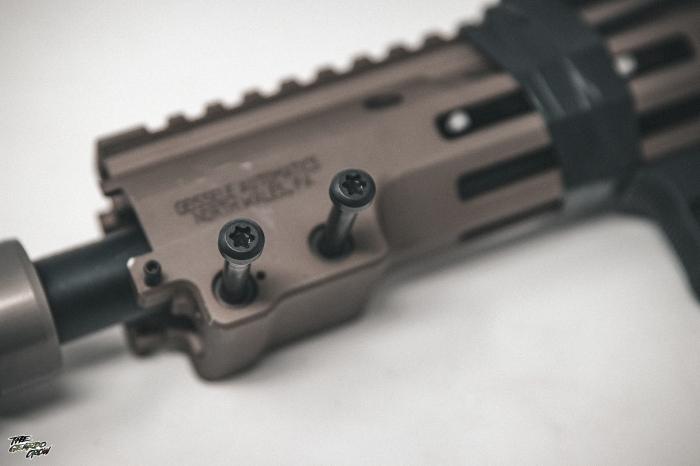 HAO MK16  Handguard torx screws