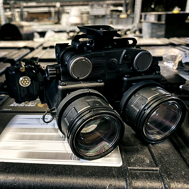Kestrel BNVD Night Vision with ECOTI attachment