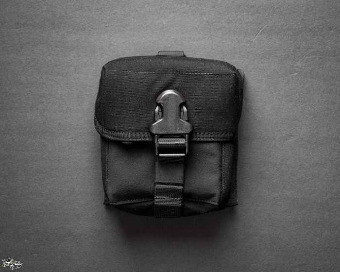 Platatac Tactical Electronics Pouch front view