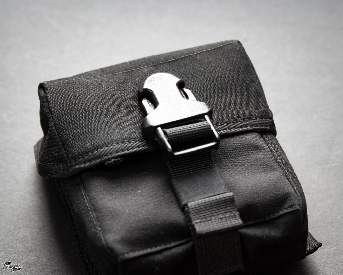 Platatac Tactical Electronics Pouch buckle