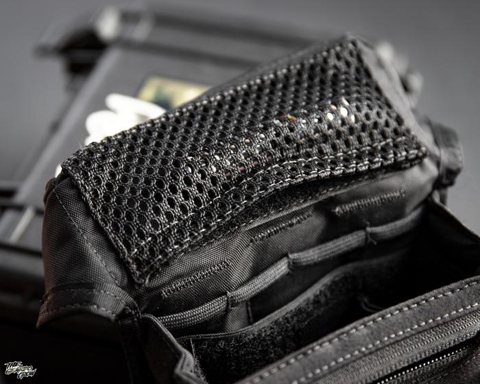 Platatac Tactical Electronics Pouch lid pouch