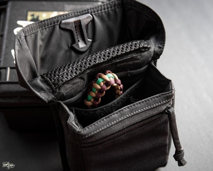 Platatac Tactical Electronics Pouch inside pouch