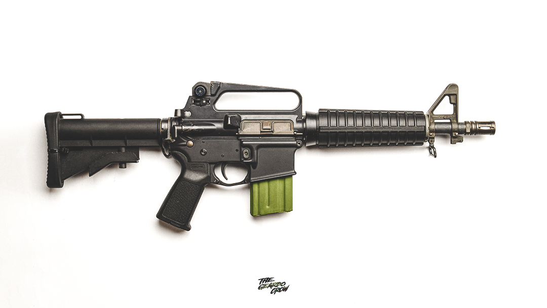 Systema PTW Colt 733