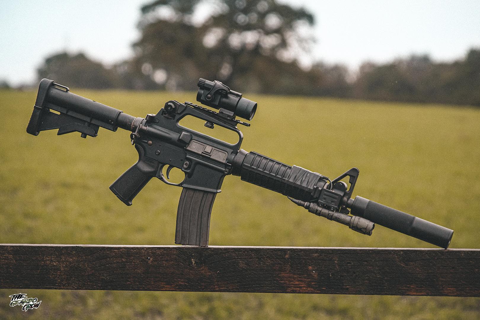 Systema PTW modern Gordy Rifle