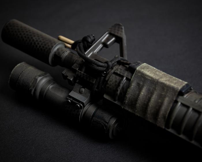 Blood Diamond Car15 Carbine Rifle Systema PTW