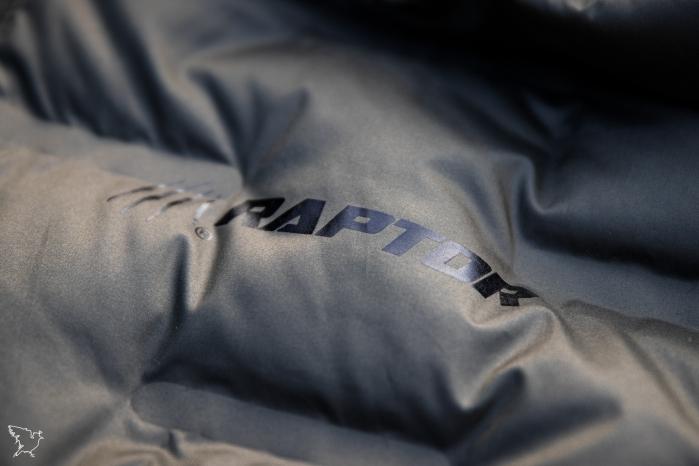 Raptor tactical welded down exfil jacket