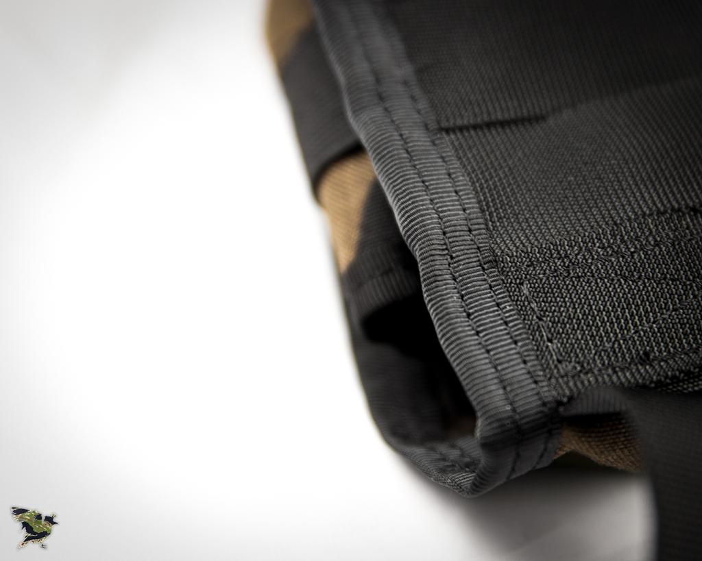 Cellar Gear Custom flashbang pouches in m81 woodland