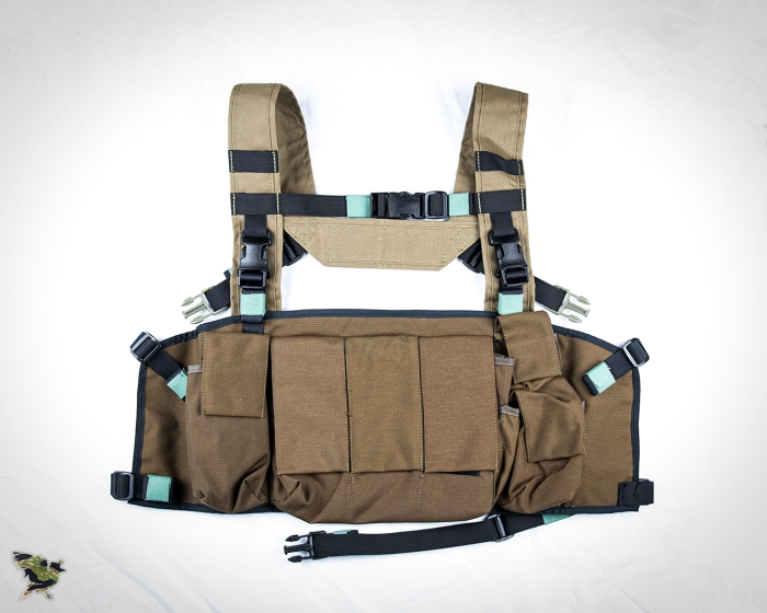 Cellar Gear SADF Pat.83 Chest Rig Harness