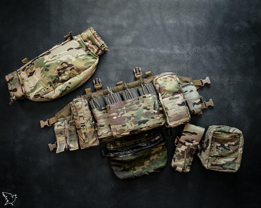 Platatac HW range mounted on a platatac chisel